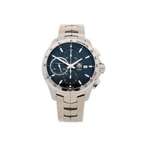 TAG Heuer Link Calibre 16 pre-owned 43mm Steel