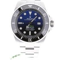 Rolex Sea-Dweller Deepsea Deep Blue 126660