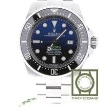 Rolex Sea-Dweller Deepsea 126660 D-BLUE 2019 new
