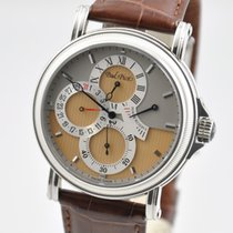 Paul Picot Steel 42mm Automatic 3340 SG new