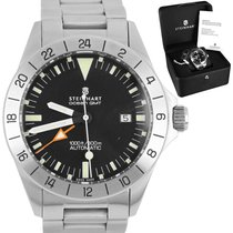 Steinhart Chronometer 42mm Automatic pre-owned Black