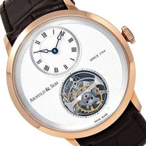 Arnold & Son Rose gold 42mm Manual winding 1UTAR.S02A.C120A new