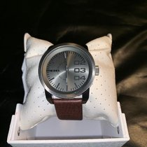 Diesel Steel 46mm Quartz 111306 new