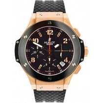 Hublot pre-owned Automatic 41mm Black 3 ATM