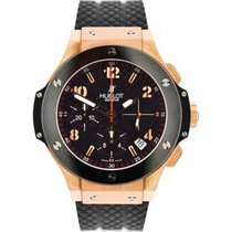 Hublot Big Bang 41 mm pre-owned 41mm Rose gold