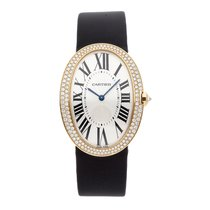 Cartier Baignoire pre-owned 34mm Yellow gold