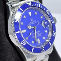Rolex Submariner Date 16610 ikinci el