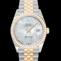 Rolex Datejust Yellow gold United States of America, California, San Mateo