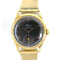 Alpina Yellow gold 32mm Automatic pre-owned