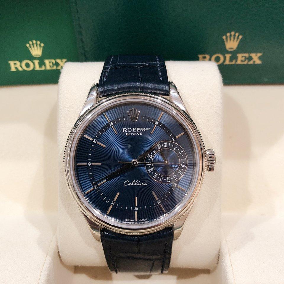 Rolex Cellini Date M50519-0013 новые