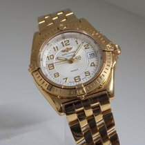 Breitling Wings Lady 31mm White