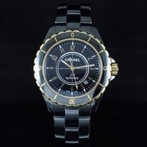 Chanel J12 H2129 2008 pre-owned
