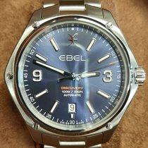Ebel Discovery Çelik 41mm Mavi Arapça
