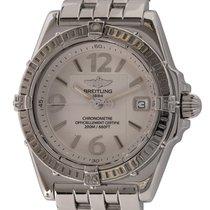 Breitling Callisto Steel 34mm Silver Arabic numerals United States of America, Texas, Austin