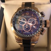 Nautica pre-owned Quartz 46mm