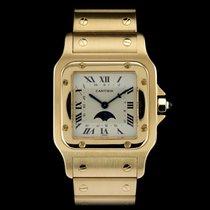 Cartier Santos Galbée 819901 2000 nuevo
