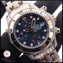 Omega Seamaster Diver 300 M 2296.80.00 1999 pre-owned