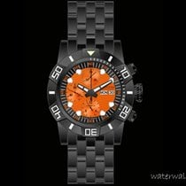 Nauticfish Steel 45mm Automatic PVD new