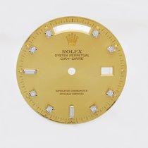 Rolex Day-Date Zifferblatt mit Diamanten