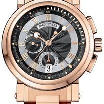 Breguet Rose gold 42mm Automatic Marine new United States of America, New York, Airmont