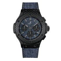 Χίμπλοτ (Hublot) Big Bang 44mm Jeans Carbon Mens Watch...