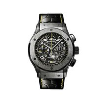 Hublot 525.CM.0179.VR.PEL14 Classic Fusion Pele 45mm in Black...