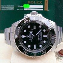 Rolex Sea-Dweller Deepsea 116660 Box Papers