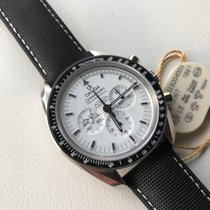 Omega Speedmaster Professional Silver Snoopy Award