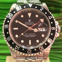 Rolex GMT-Master Ref. 16700 Box Papiere TOP