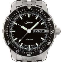 Sinn 104 new 41mm Steel