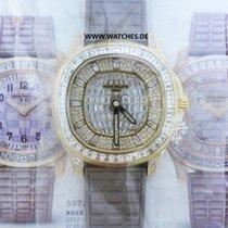 Patek Philippe Aquanaut Luce Haute Joaillerie Rose Gold w/...