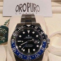 Rolex GMT-Master II BATMAN by OroPuro Chiavari