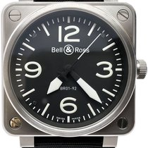 Bell & Ross BR 01-92 Steel 46mm Black United States of America, Florida, Naples