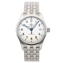 IWC Pilot's Watch Automatic 36 gebraucht 36mm Stahl