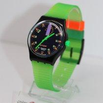 Swatch Plastic Quartz Swatch SSB100 new