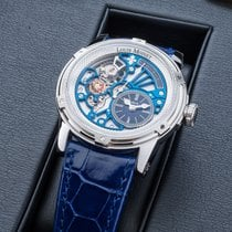 Louis Moinet Tempograph Steel 44mm