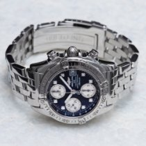 Breitling Chrono Cockpit Steel 39mm Black No numerals United States of America, Texas, Houston