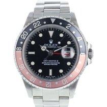Rolex 16710 Acier 2000 GMT-Master II 40mm occasion France, Lyon