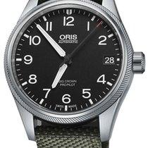 Oris Big Crown ProPilot Date Steel 41mm Black Arabic numerals United States of America, California, Moorpark
