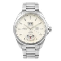TAG Heuer Grand Carrera Steel 42mm White United States of America, New York, New York
