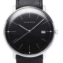 Junghans max bill Quarz nowość 2020 Kwarcowy Zegarek z oryginalnym pudełkiem i oryginalnymi dokumentami 041/4465.04