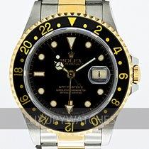 Rolex 16713 Otel 1991 GMT-Master II 40mm nou