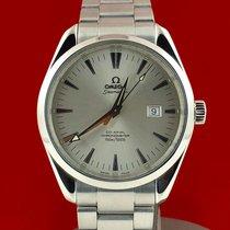 Omega Seamaster Aqua Terra Stahl 42mm Silber Keine Ziffern