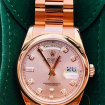 Rolex Day-Date 36 Rose gold 31mm New Zealand, Tauranga