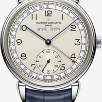 Vacheron Constantin Historiques Steel 40mm Silver United States of America, Florida, Sunny Isles Beach