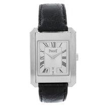 Piaget Protocole White gold 40mm Silver Roman numerals United States of America, Texas, Dallas