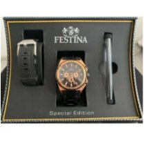 Festina Special Edition F16972/2 2016 pre-owned