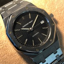 Audemars Piguet 4100ST Steel 1980 Royal Oak 37mm pre-owned