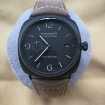 Panerai Radiomir Black Seal 3 Days Automatic Cerámica 45mm Marrón Arábigos España, madrid