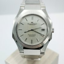 IWC Yacht Club White gold